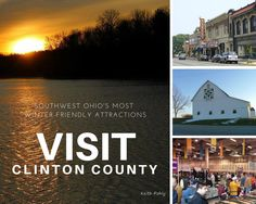 "Have an extra day & looking for fun things to do this weekend? Here are Clinton County, Ohio's best ""winter-friendly"" attractions! For the gun show at the Roberts Centre:   http://www.clintoncountyohio.com/list/events/events-roberts-conference-centre64065841  More helpful links to #VisitClintonCounty:  http://www.clintoncountyohio.com/do http://www.clintoncountyohio.com/list/stay #Ohio #familyfun"