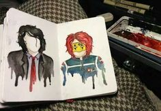 three cheers for sweet revenge // danger days: the true lives of the fabulous killjoys <<this is beautiful