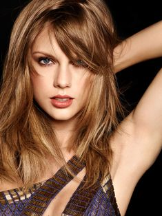 Taylor Swift for Cosmopolitan UK Photoshoot sexy Hot Girl This may be my favorite look on her.