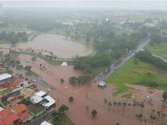 CONEXÃO BOMBEIRO : Chuva provoca morte, alagamentos e transtornos em ...
