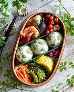 The wall - Bento meals - Bento Recipes, Healthy Recipes, Bento Ideas, Japanese Food, Japanese Lunch Box, Aesthetic Food, Food Cravings, Asian Recipes, Food Inspiration