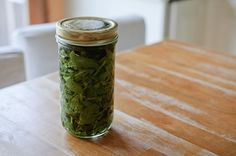 Homemade Mint Extract Recipe - Healthy Green Kitchen