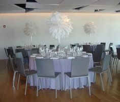 White Ostrich Feather RENTALS IN NY, NJ & CT