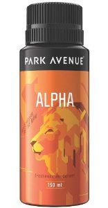 Park Avenue Alpha Body Deodorant, 150ml