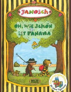 oh, wie schön ist panama, janosch