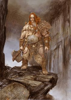 MONSTER 0: Blood Rage: Mountain Giant