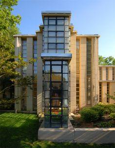 Westhope : Richard Lloyd Jones House (cousin) Tulsa OK (1929) | Frank Lloyd Wright