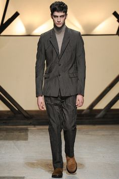 Damir Doma Fall 2014 Menswear Collection Slideshow on Style.com