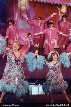 Hairspray (musical, Broadway, saw original cast twice)