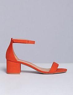 db2ee0c59d1f3 Low Block Heel Wide Width Shoes