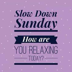 Sunday More