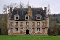 Manoir de Mardilly - Orne, France
