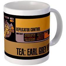 Need this - toooodaaaaayyyyy!!!  Tea: Earl Grey, hot