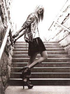 Vogue UK - January 2009