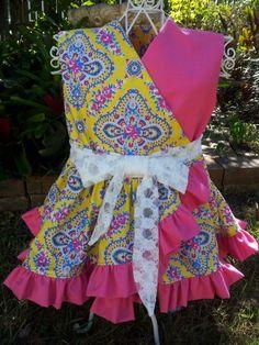 Jennifer Paganelli designer fabric top/dress