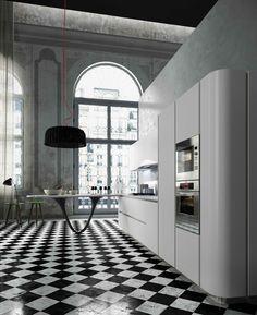 OLA 20 #kitchen by @Snaidero Cucine   #design #Pininfarina