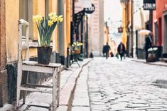 Stockholm is absolutely one of our favourite capitals, it's impossible not to love it. Let us tell you about 9 things we loved about Stockholm the most. Stockholm, Cruise Destinations, Travel Abroad, Beautiful Pictures, Places, Street, People, Travel, Pretty Pictures