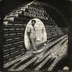 Mtume Umoja Ensemble - Alkebu-Lan - Land Of The Blacks (Live At The East) at Discogs