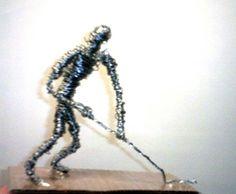 Artsonia Art Museum :: Artwork by Veronica45, wire sculpture
