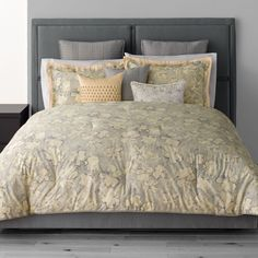 Simply Vera Vera Wang Etching Bedding Collection