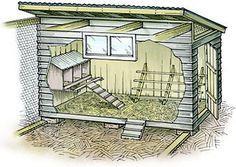 Chicken coop interior design ideas 32