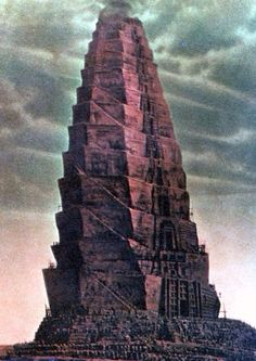 Towers of Babel 巴别塔