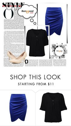 """Banggood"" by thefashion007 ❤ liked on Polyvore"