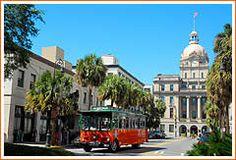Old Town Trolley Tours - Savannah, Georgia