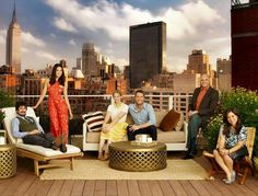 Manhattan Love Story | Cast
