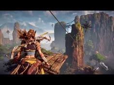Horizon Zero Dawn - Gameplay Trailer | PS4 Pro 4K https://www.youtube.com/watch?v=T8QDjdrIFIk #gamernews #gamer #gaming #games #Xbox #news #PS4