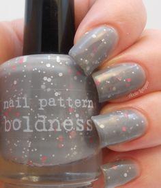 Nail Pattern Boldness Oodiful