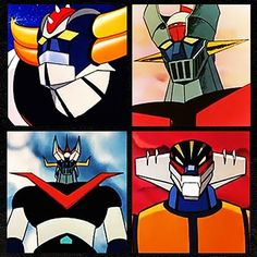 Comic-Soon: GOLDRAKE, JEEG E MAZINGA, I ROBOT DI GO NAGAI IN D...