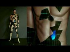 LCI - 3D Video Projection Mapping on Mannequin Michael