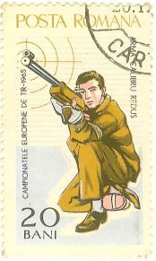 Rifle - kneeling position