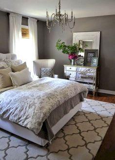 Stunning small master bedroom ideas (55)