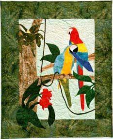 free quilt applique patterns - Google Search