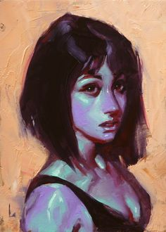 """Hot and Cold"", John Larriva art"