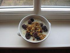 Quinoa ontbijt
