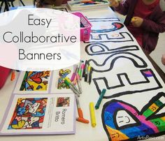 Are you looking for an easy end-of-year art project? On the last days of school, I had some students that needed to finish up art projects and others that really just wanted to be done with the sc…