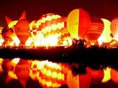 Saga Internatinal Balloon Fiesta #saga #japan