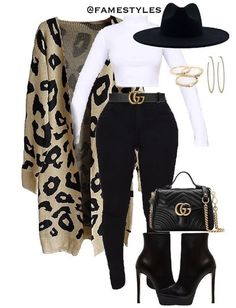 Glamouröse Outfits, Cute Swag Outfits, Classy Outfits, Stylish Outfits, Fall Outfits, Winter Fashion Outfits, Cute Fashion, Look Fashion, Autumn Fashion