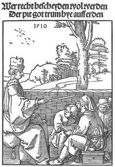 Albrecht Durer, 1510.