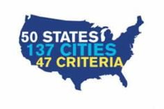 Eleven Cities Earn Perfect Score On Gay Rights - On Top Magazine | Gay news & entertainment