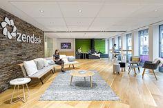 Zendesk office by Blitz, London – UK » Retail Design Blog