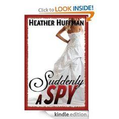 Suddenly a Spy. #Free Kindle Books