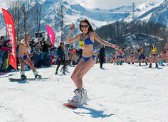 Russian Ski Festival