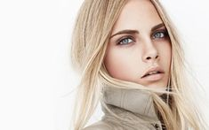 :: fresh-faced Cara Delevingne, Burberry Beauty Spring 2011 Campaign ::
