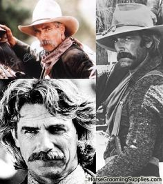 Sam Elliot...that look...that voice....