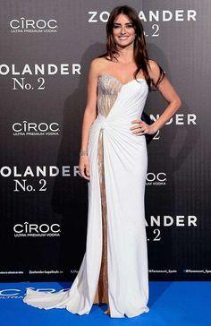 La alfombra roja de la premier de Zoolander 2: fotos looks - Penélope Cruz look