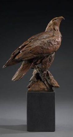 """Walter Matia ~ """"Seeing Things Whole"""" ~ Bronze Sculpture"""